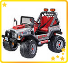 Электромобиль Peg-Perego Gaucho Rock'in New (Пег-Перего Гаучо Рок'ин Нью) 12V